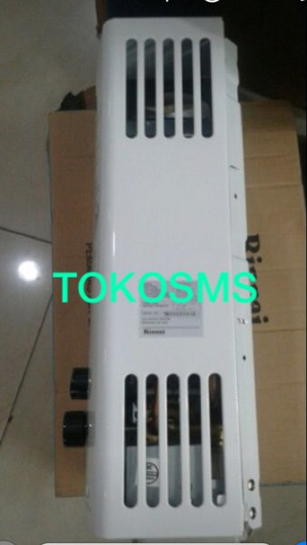 water heater gas rinnai REU 5CFC model paloma dan wasser