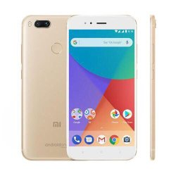New Xiaomi MI A1 Gold Ram 4gb 64 Resmi TAM