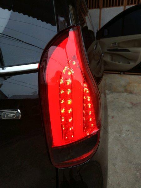 stop lamp led grand new veloz jual avanza 1.5 stoplamp xenia 2012 cek harga di pricearea com all 2018 red smoke