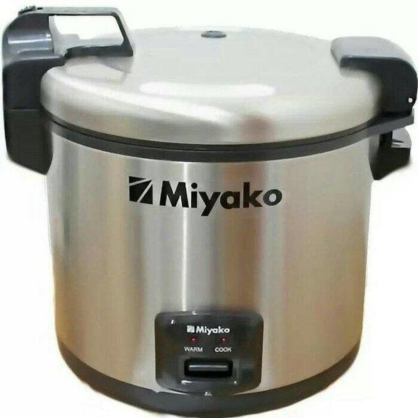 Rice Cooker Miyako Magic Com Jumbo 6 Liter MCG-171