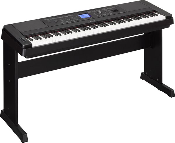 PROMO YAMAHA DIGITAL PIANO DGX 660  DGX660  DGX660 BLACK  WHITE BEST SELLER