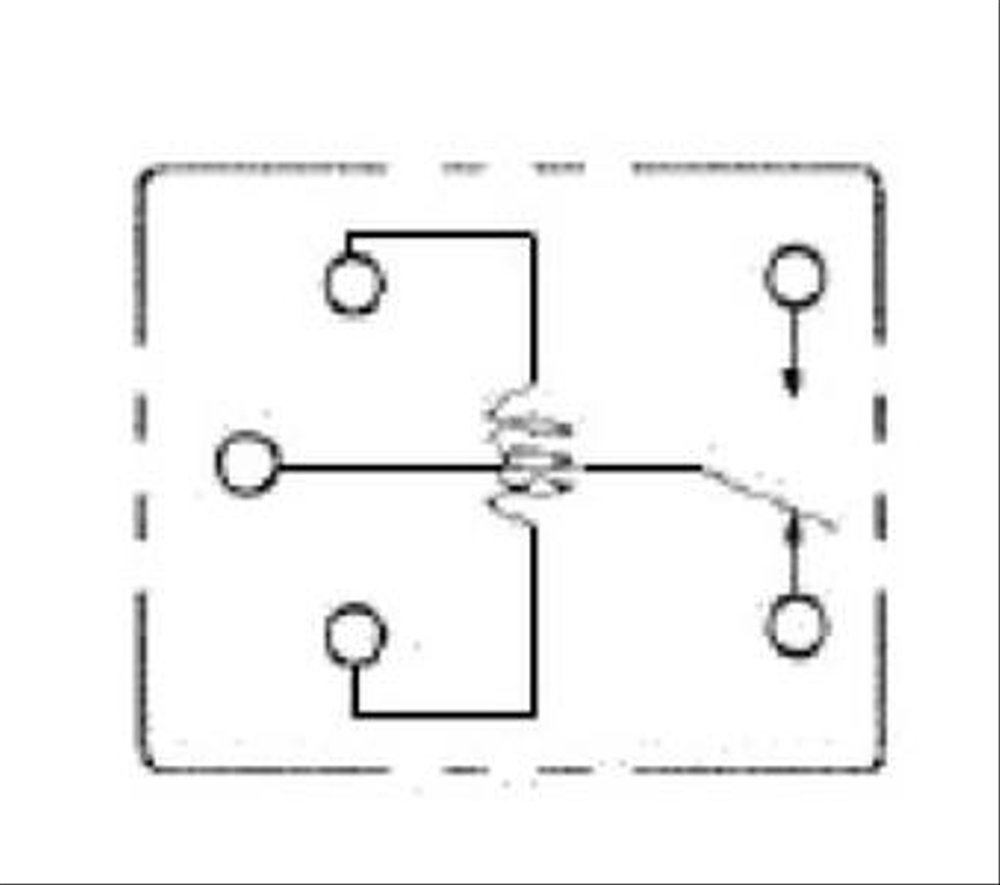 jual relay 12 volt