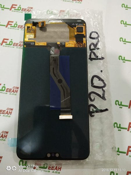 LCD AND TOUCHSREEN HUAWEI P20 PRO ORIGINAL PRODUCT