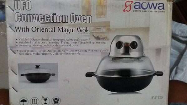 AOWA Convection Oven ufo