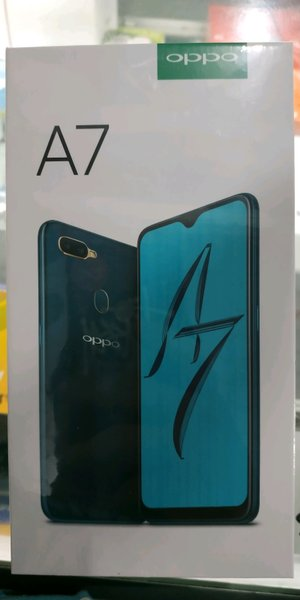 HP OPPO A7 NEW