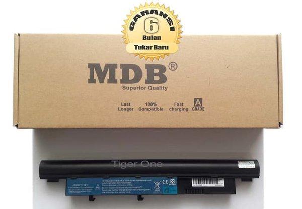Aksesoris Laptop MDB Baterai Laptop Acer Aspire Timeline 3810T- 3810TZ- 3935- 4810T