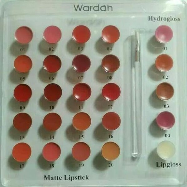 Wardah Lipstik New