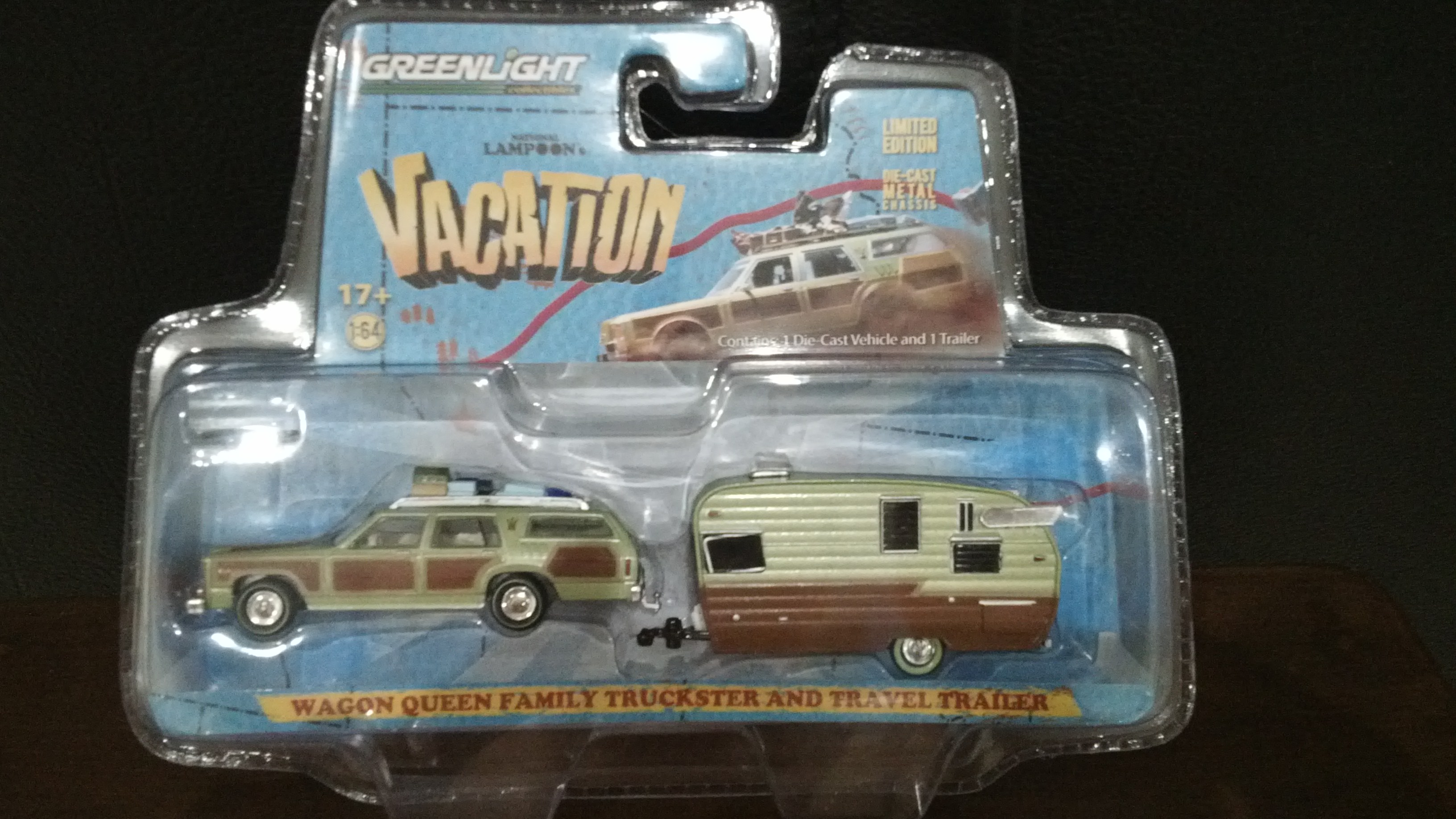 Jual Mobil Greenlight Movie Trailer National Lampoon Vacation Di Lapak B 2 B Diecast Billytoys