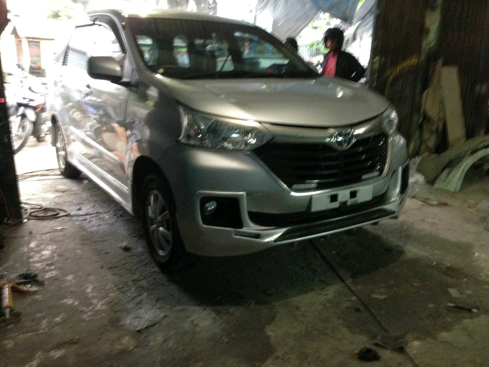 bodykit grand new avanza 2016 veloz jual 2018 di lapak rf lee minho