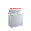 PROMO FREEZER BOX AQUA AQF-160 W 150 LITER TOP OPEN MURAH