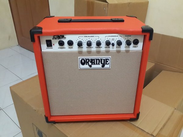 Ampli Gitar Orange BEST SOUND