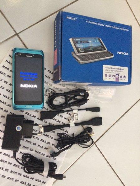 Nokia E7 Communicator Prototype Malang