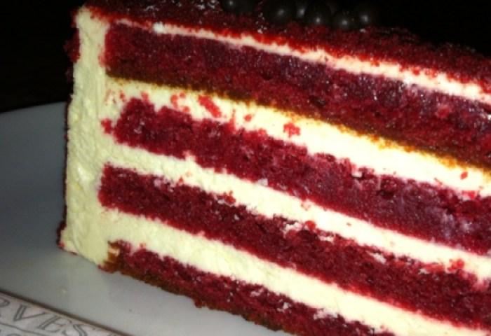 Red Velvet Cake By Irenne Cynthia Burpple