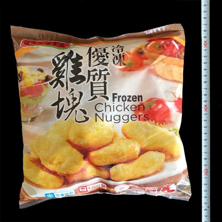 【鮮食家】任選799 強匠 優質雞塊(1kg/包) - 生活市集