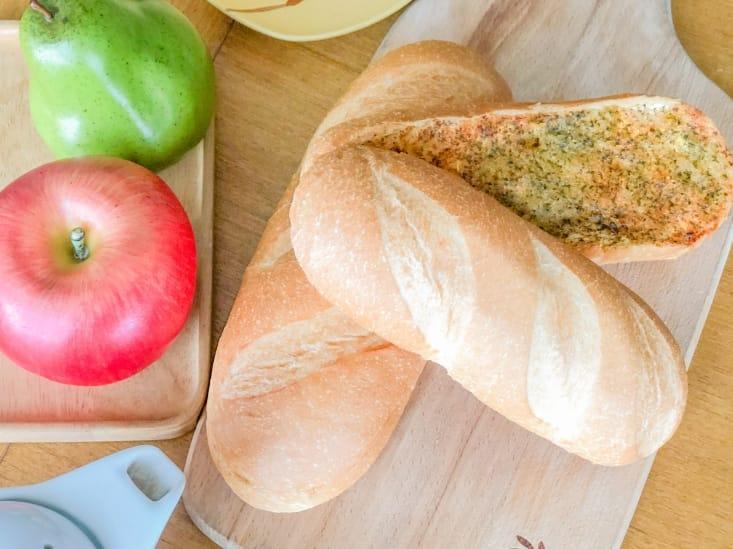 分享烘焙維也那牛奶麵包 - GOMAJI宅配購物+