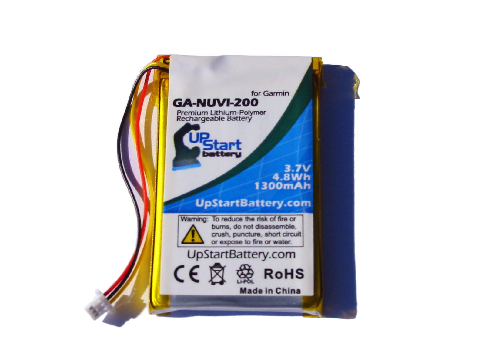 hight resolution of details about battery for garmin nuvi 255w nuvi 205 nuvi 760 nuvi 250w nuvi 755t nuvi 770