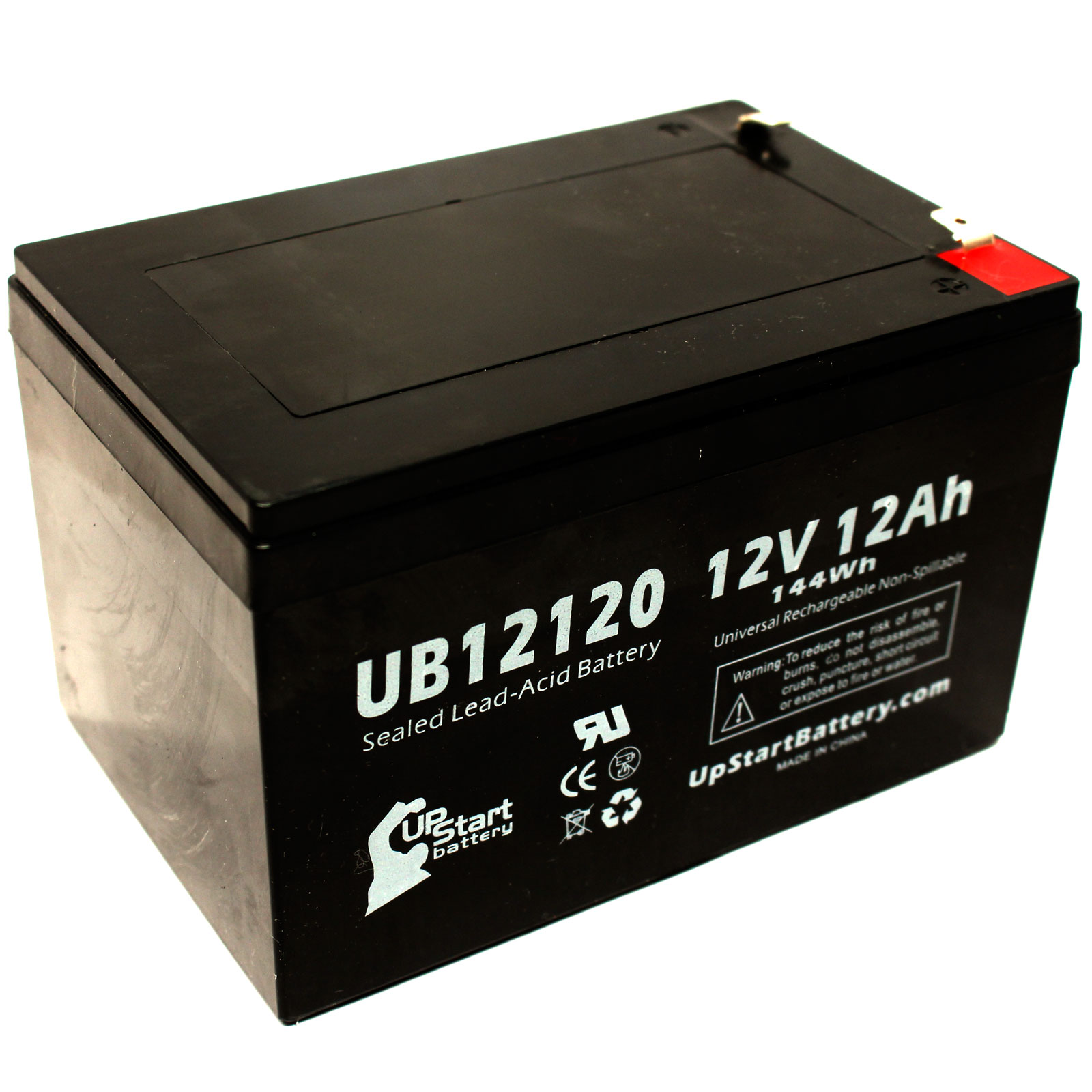 hight resolution of details about apc rbc32 33 battery ub12120 12v 12ah sealed lead acid sla agm