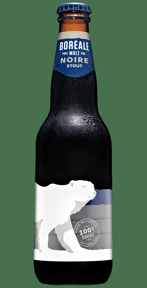 La Noire Ne Se Lance Pas : noire, lance, Bière, Noire, Boréale