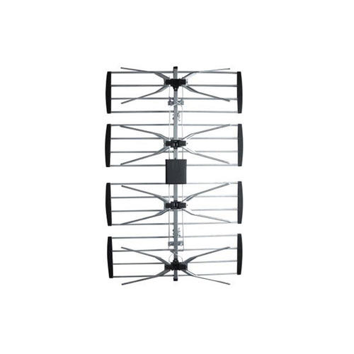 UHF 4 Bay Outdoor Digital HDTV Antenna, Up to 70 Mile