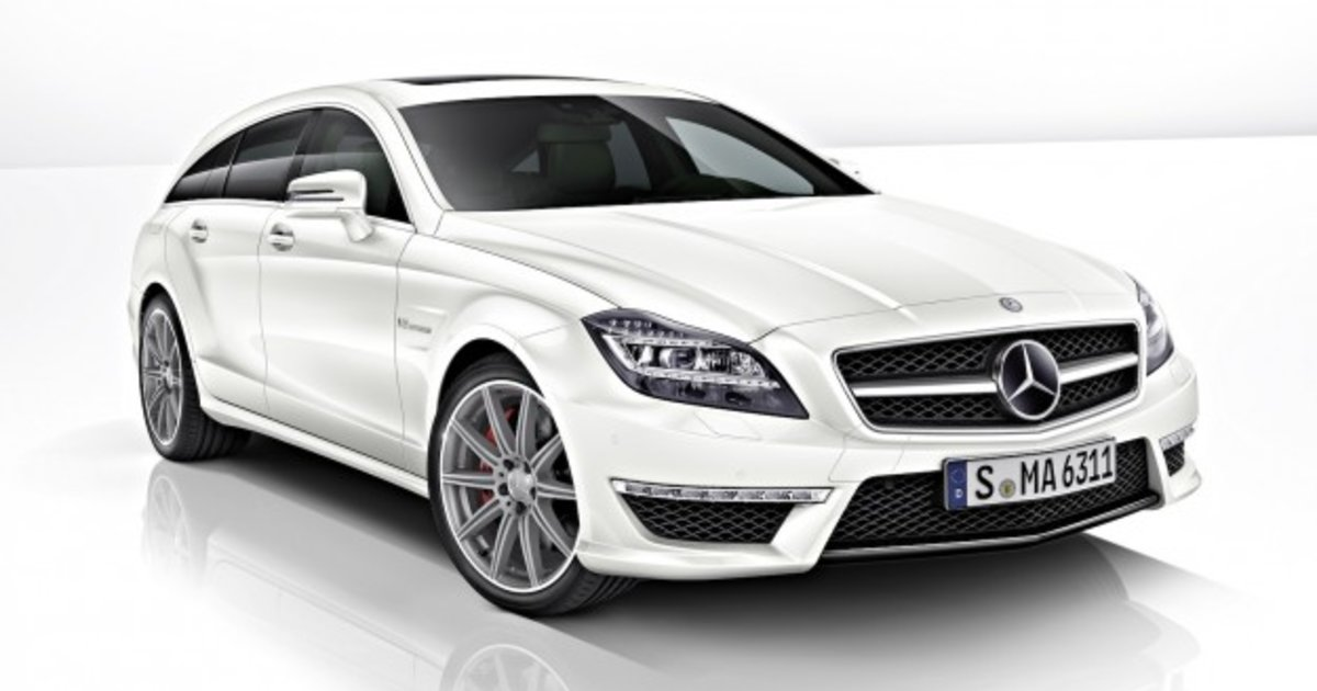 Mercedes-Benz CLS63 AMG S: pricing and specifications