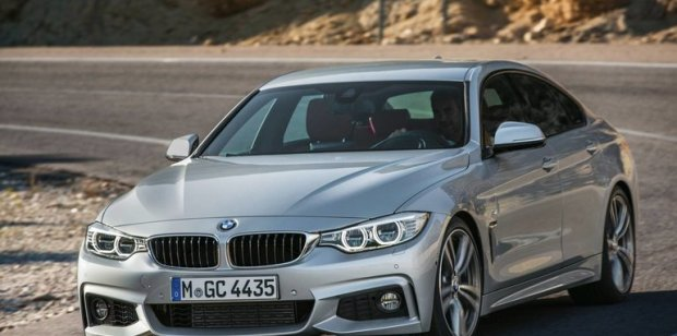 2016 BMW 4 Series in Australia