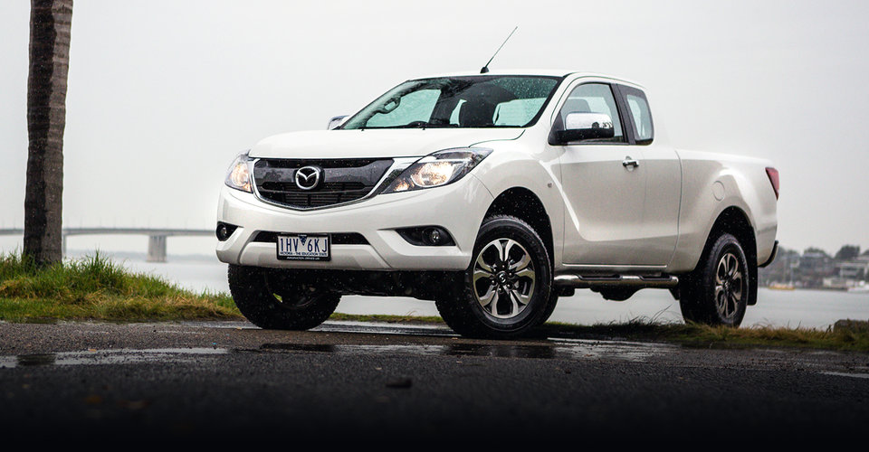 2017 Mazda Bt50 Xtr Freestyle Cab Review Caradvice