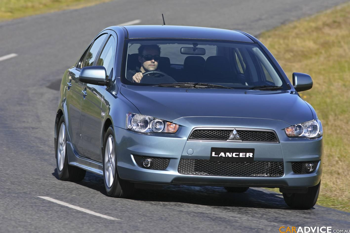 2008 Mitsubishi Lancer Overview Photos Caradvice
