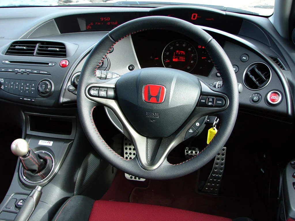 Honda Civic Type R Review Amp Road Test Photos Caradvice