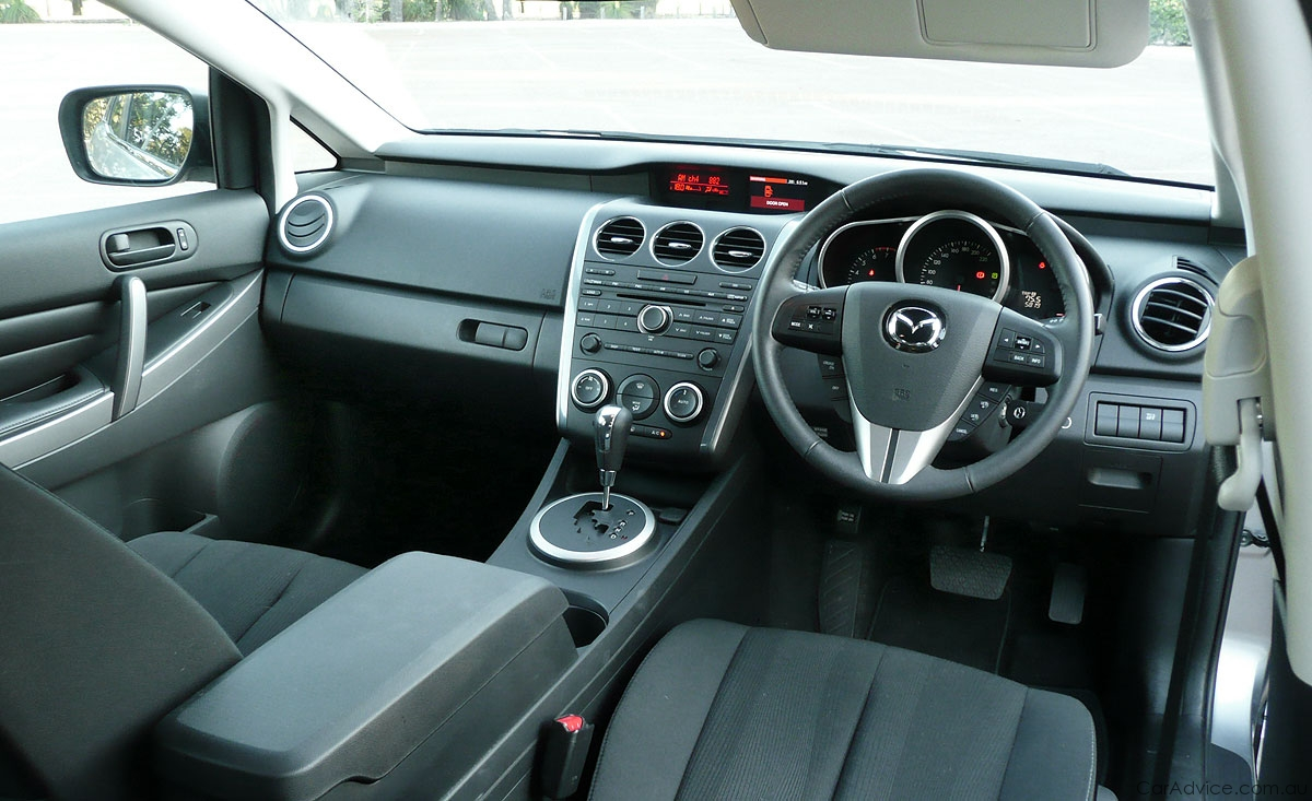 Mazda CX 7 Review Amp Road Test CarAdvice