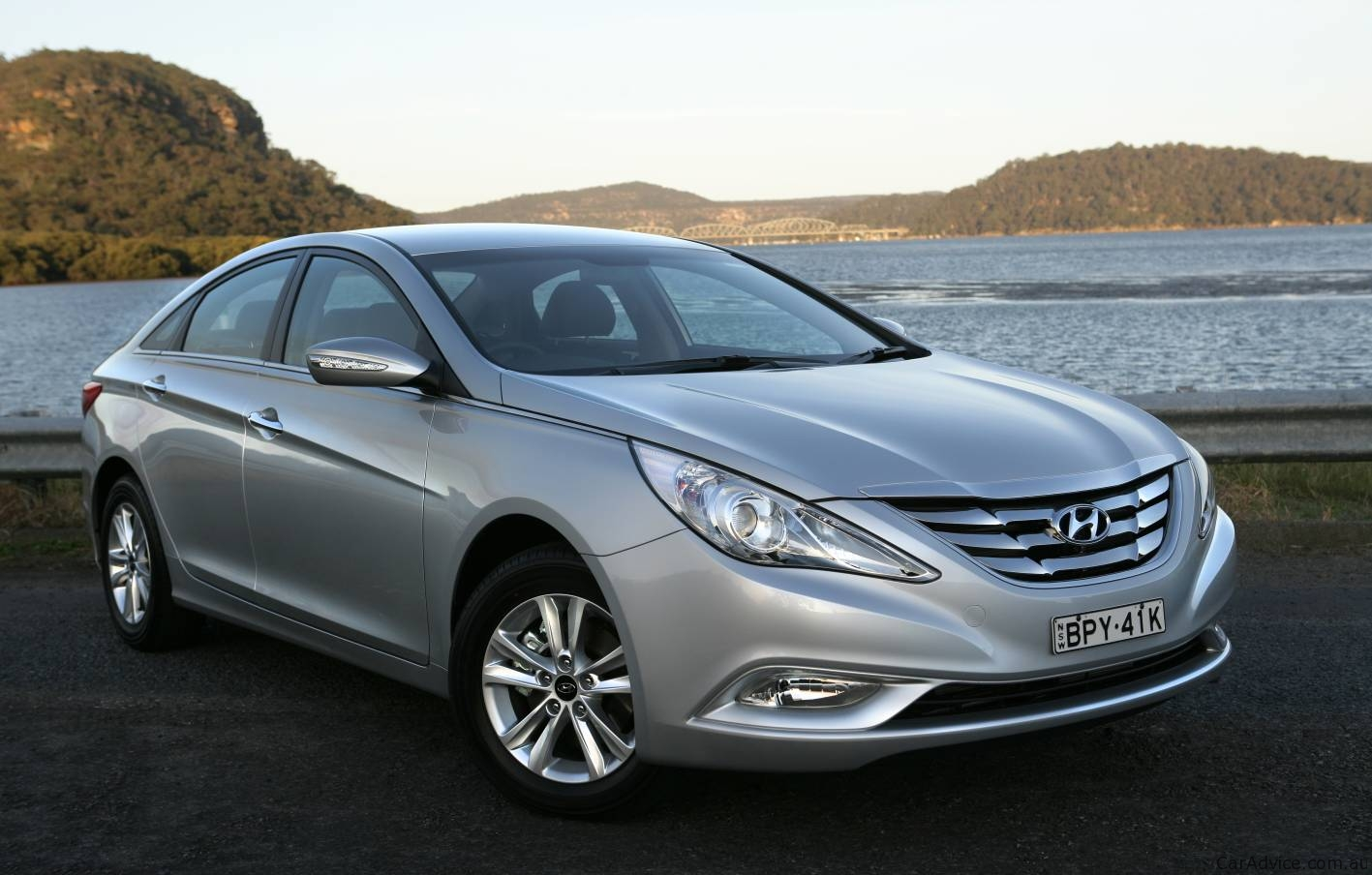 2011 Hyundai I45 Active New 20 Litre Engine Cuts Price