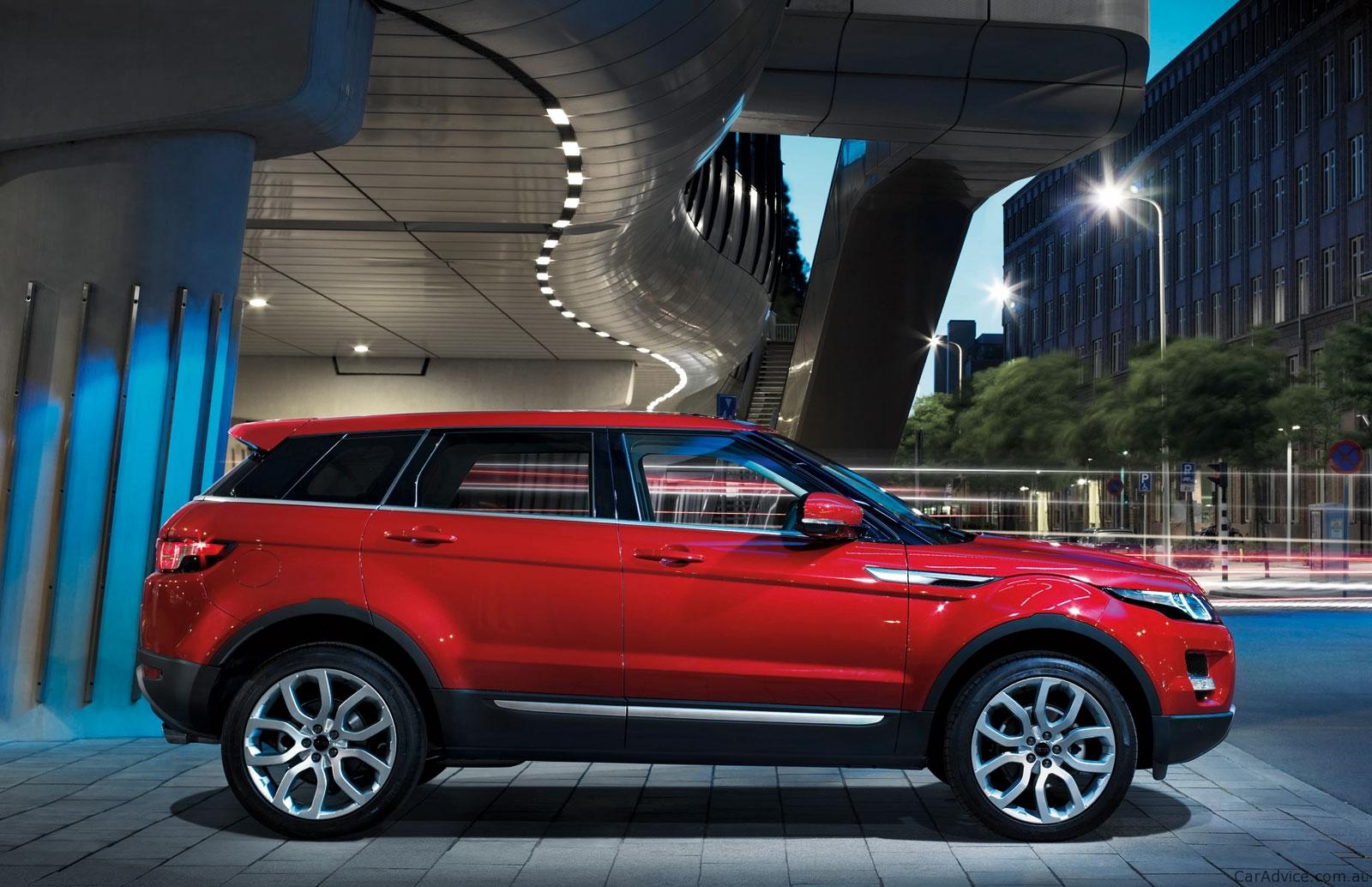 Wallpaper Cars 2014 2011 Range Rover Evoque Australian Prices Announced