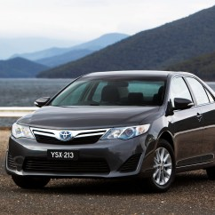 All New Camry Hybrid Review Corolla Altis Vs Honda Civic Toyota Photos Caradvice