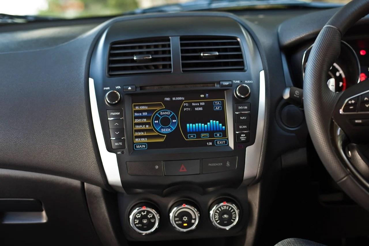Peugeot 4008 Review Photos CarAdvice