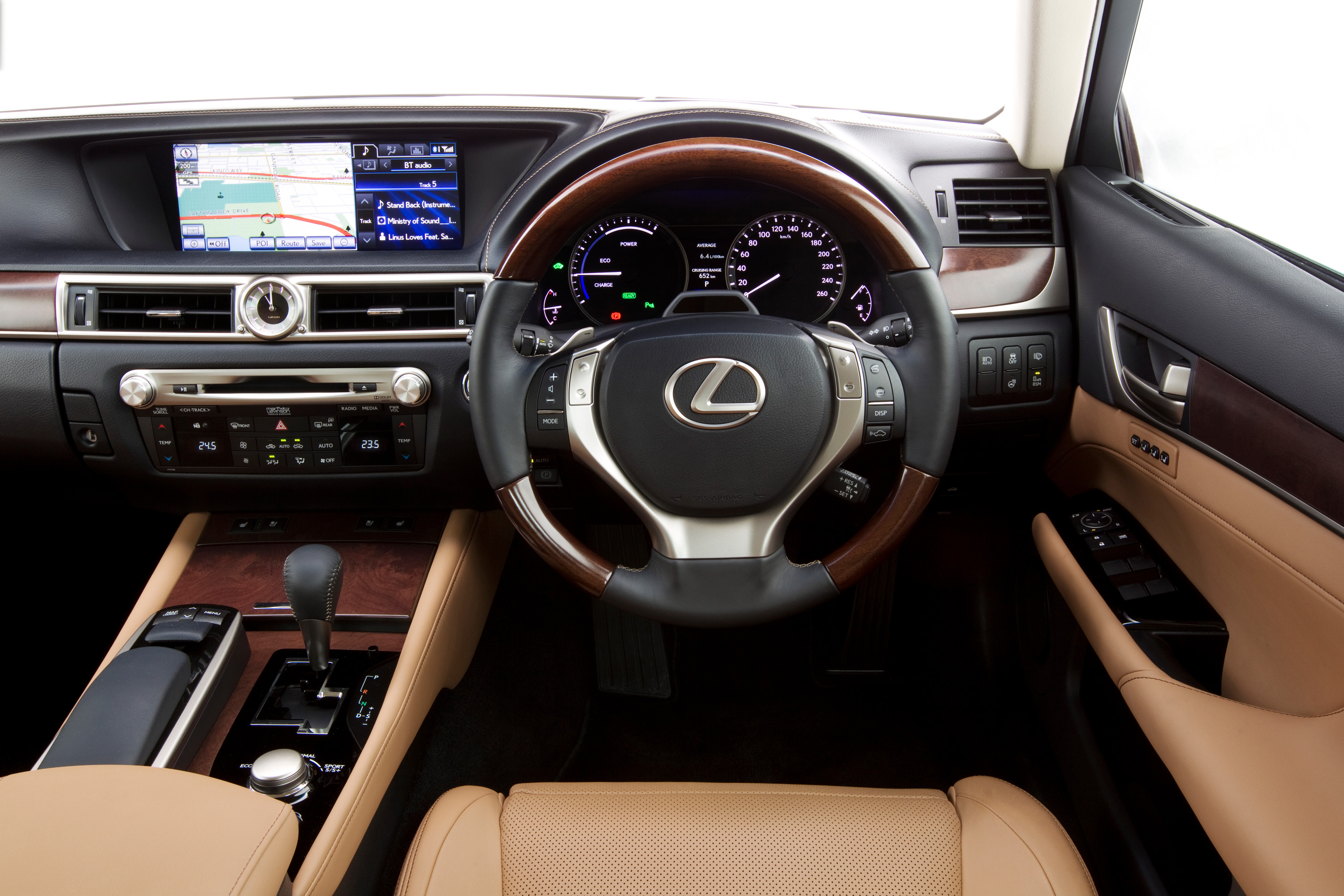 Lexus GS450h Review Photos CarAdvice