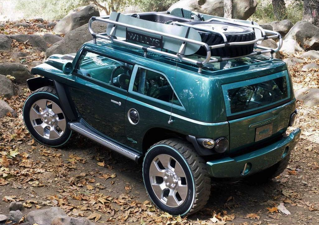 2015 Mini Jeep Will Be 'trailrated'  Photos (1 Of 3