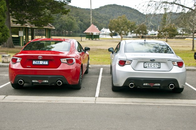 2012 Focus Wiring Diagram Toyota 86 Vs Subaru Brz Comparison Review Photos Caradvice