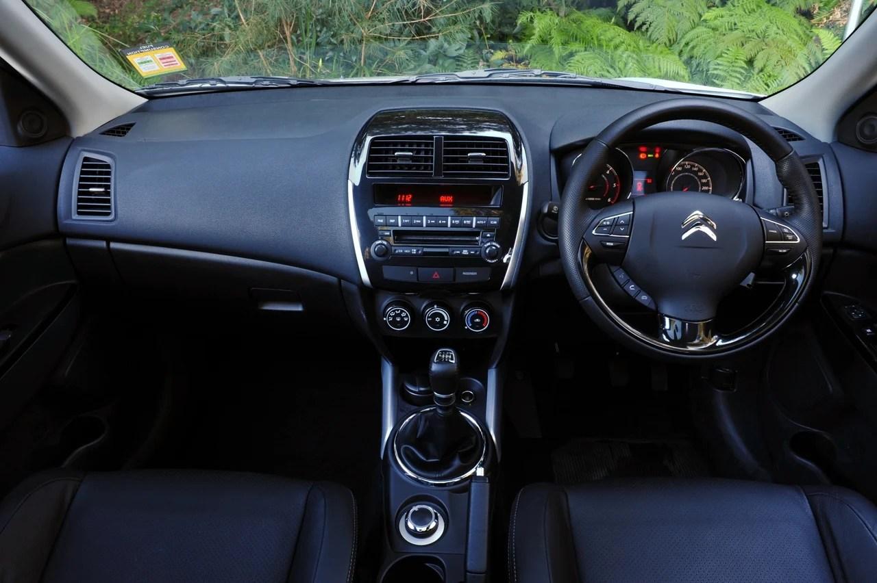Citroen C4 Aircross Review  CarAdvice