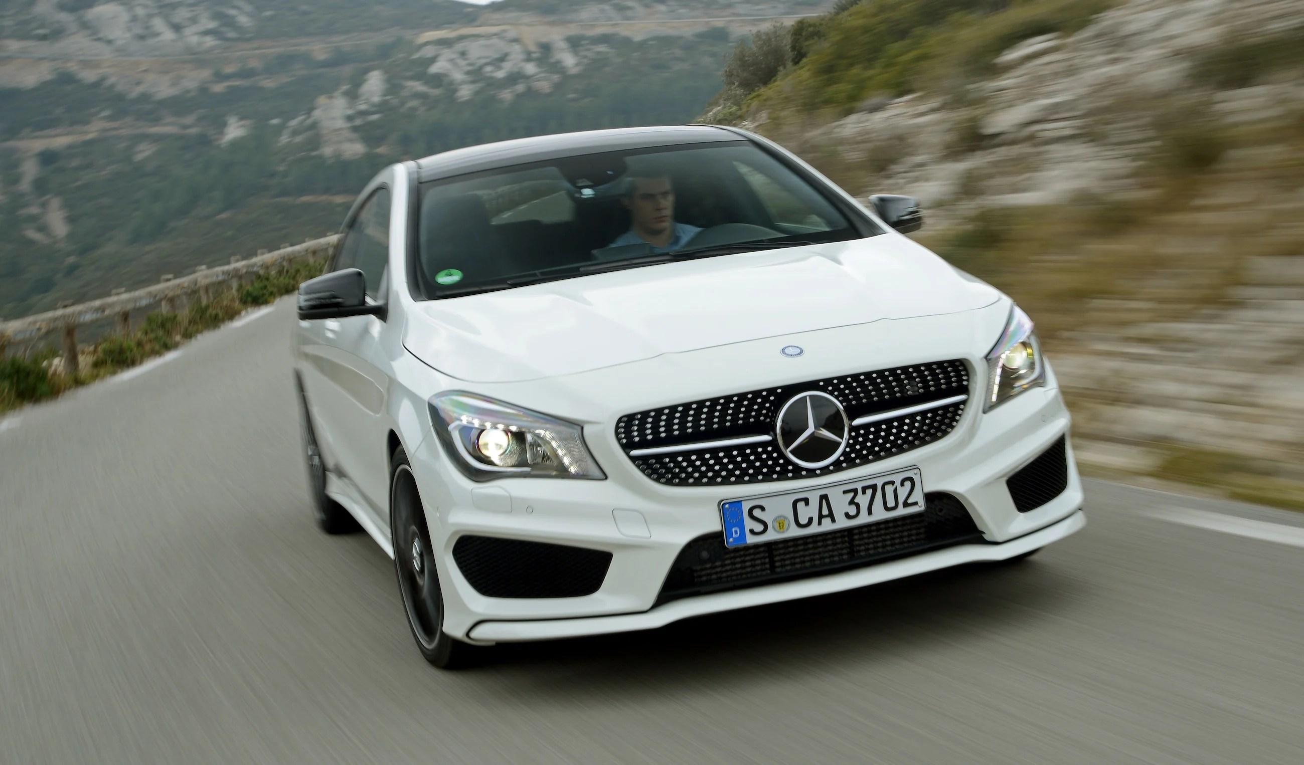 Mercedesbenz Cla Review  Caradvice