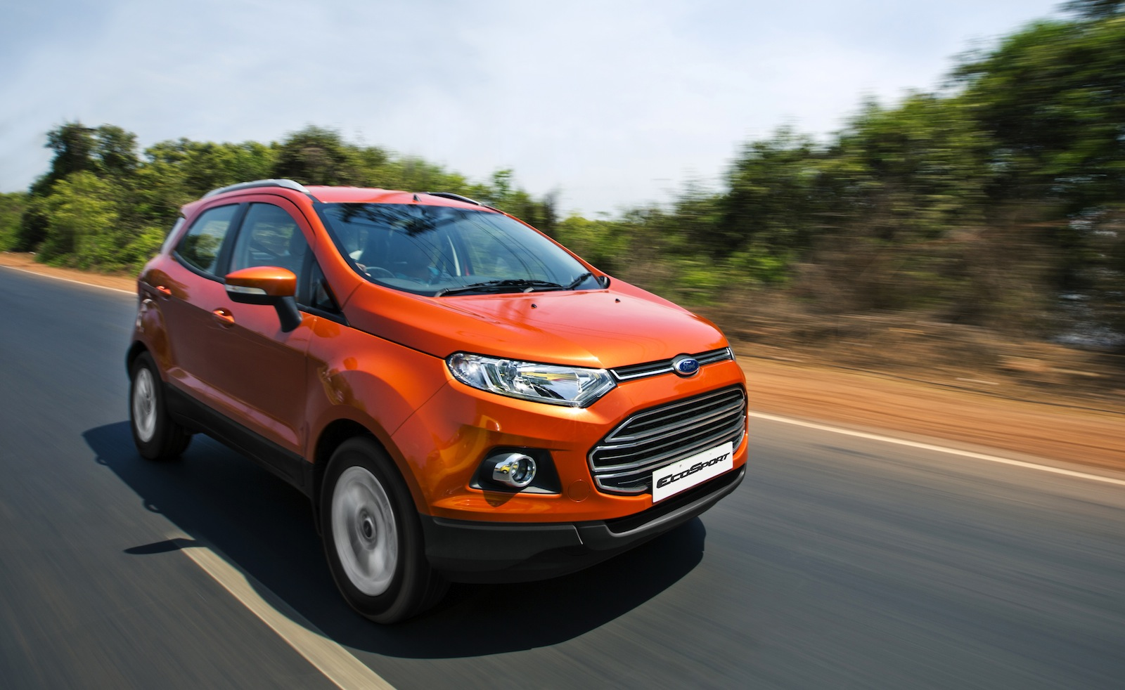 ford ecosport reviews