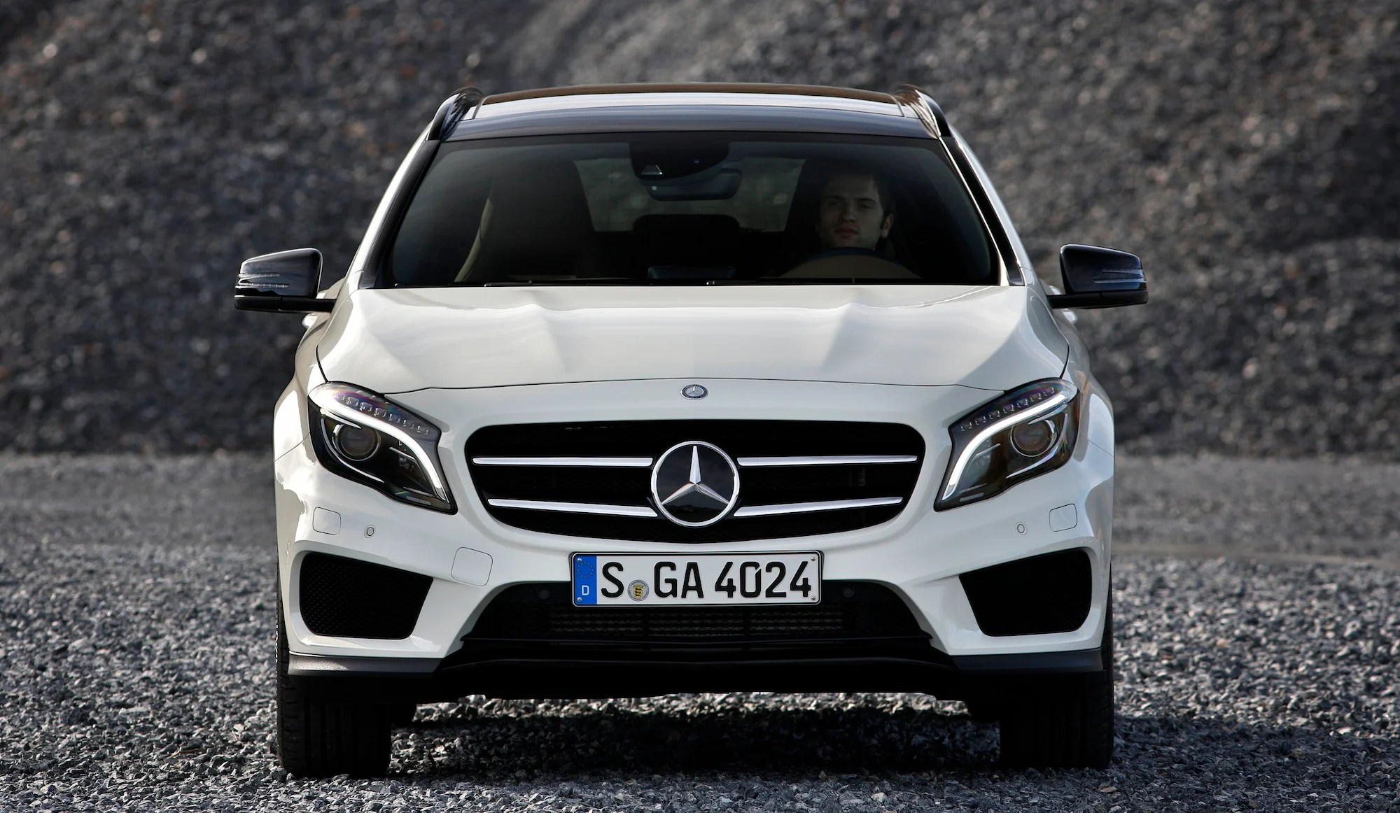Mercedes Benz GLA Class Review CarAdvice
