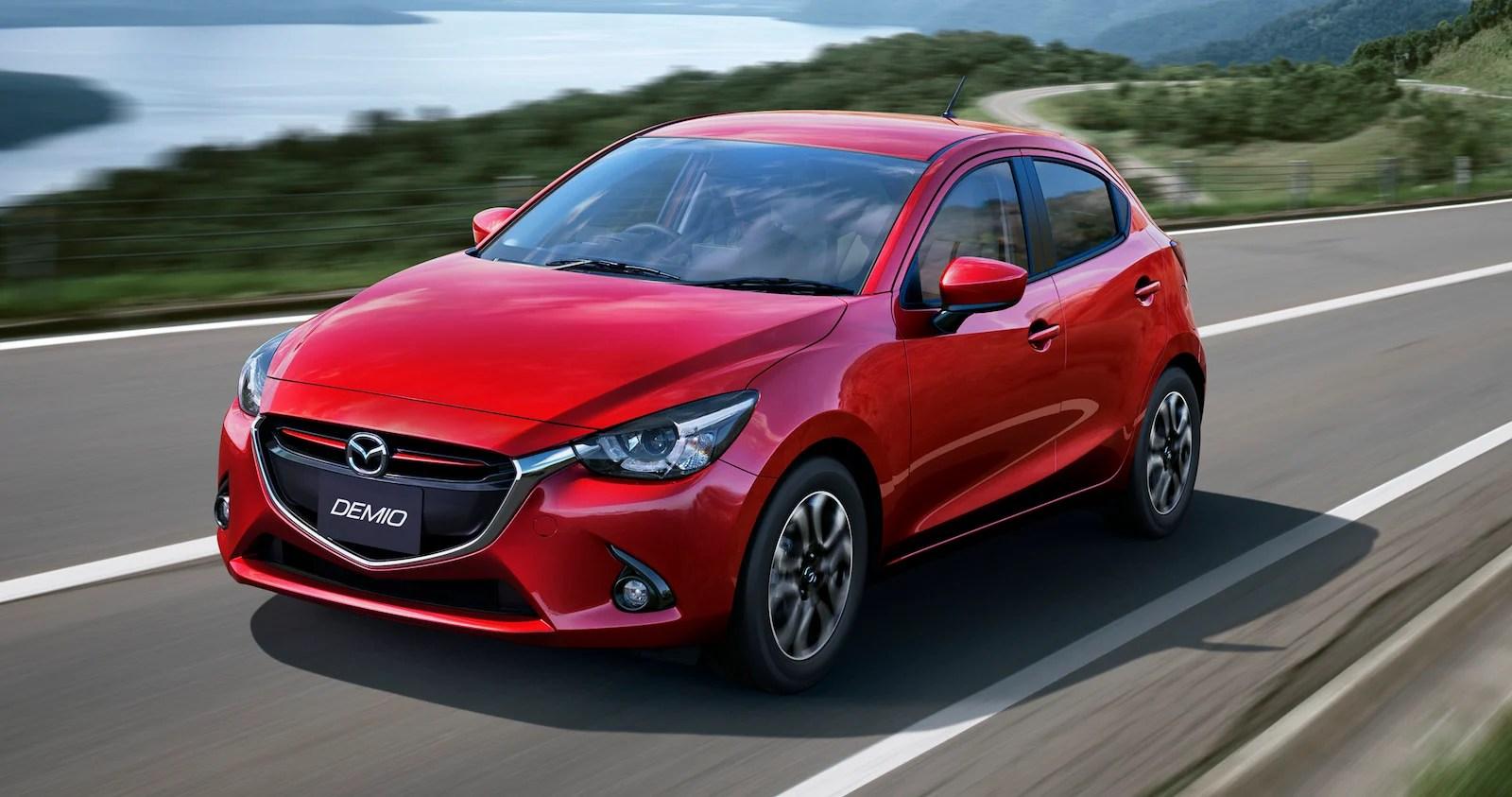 2015 Mazda 2 New Details Of Third Generation City Car