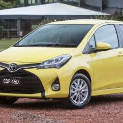 Toyota Yaris Trd Specs Sportivo Manual 2015 Pricing And Specifications Photos 1