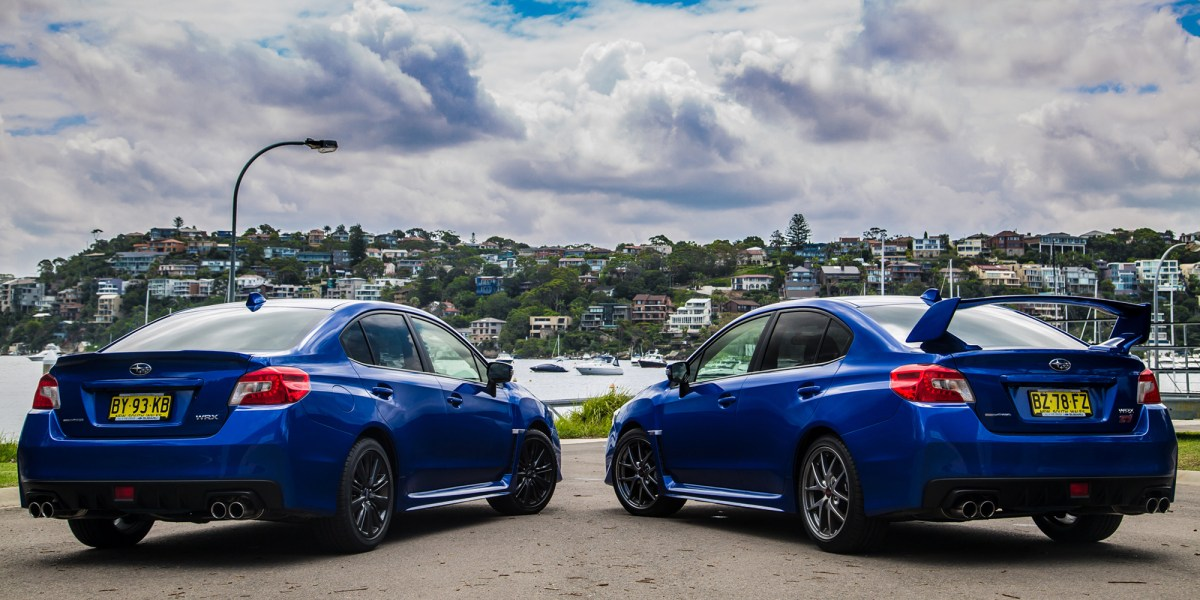 Subaru WRX and STi