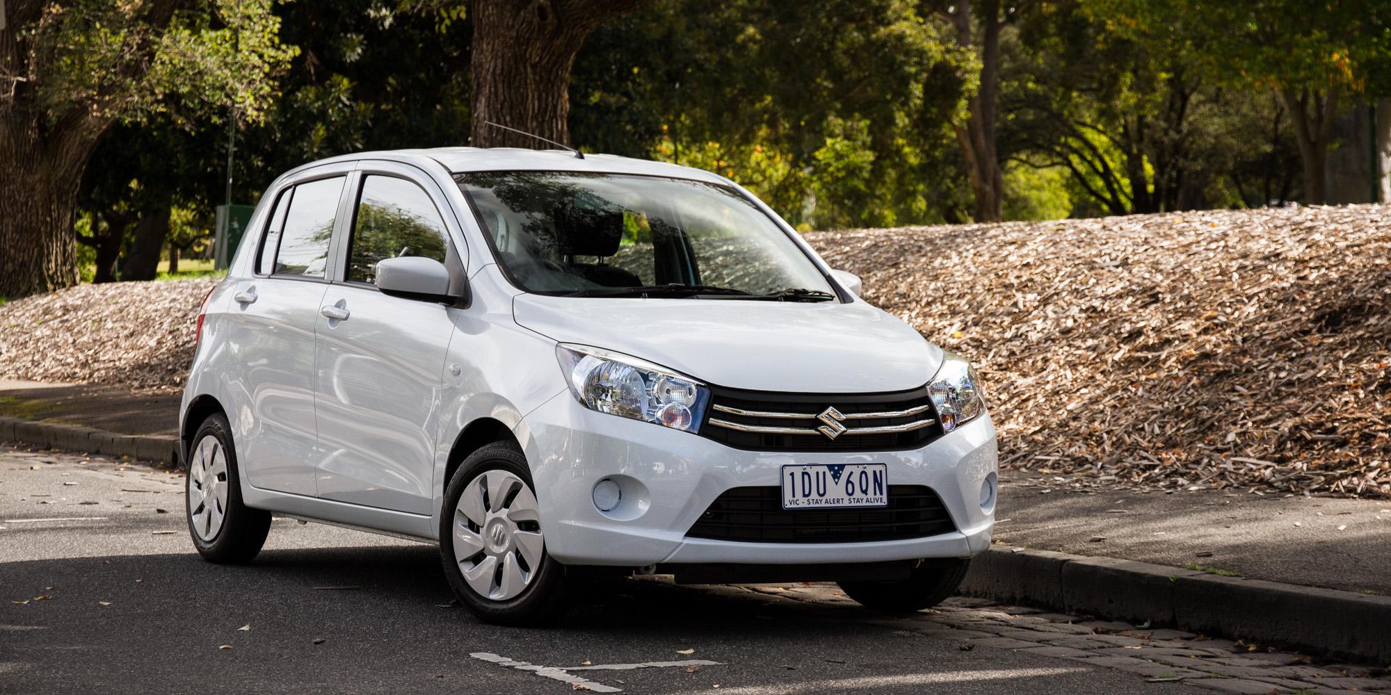 2015 Suzuki Celerio Review Photos CarAdvice