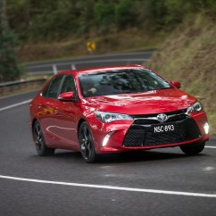 All New Toyota Camry 2018 Thailand 2019 Harga 2017 Could Go Turbo In Move To Tnga ...