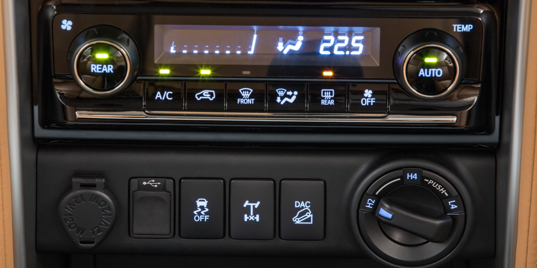 2016 Toyota Fortuner Interior Revealed Photos CarAdvice