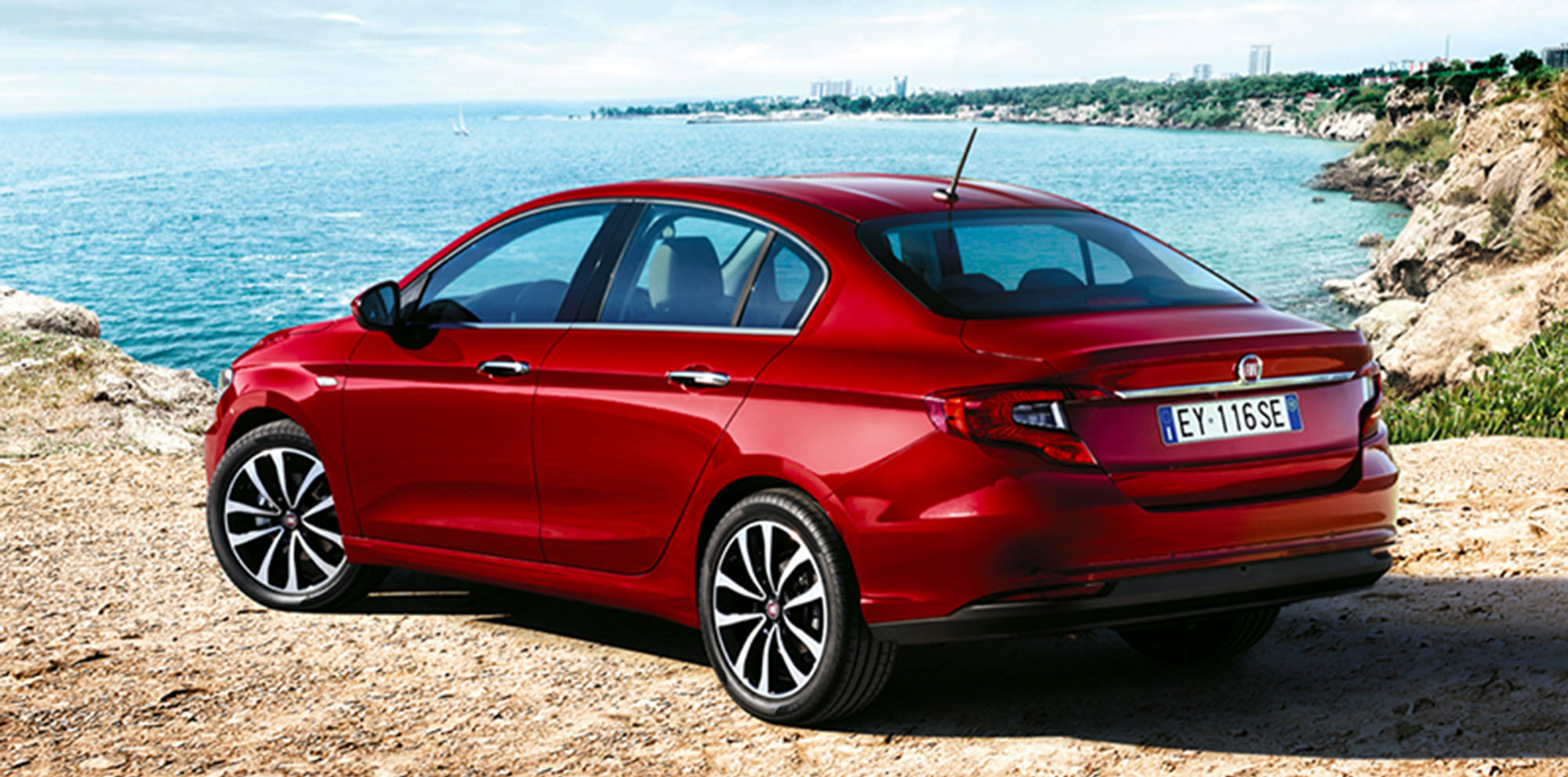 Fiat Tipo Will Be Available In Sedan, Hatch And Wagon