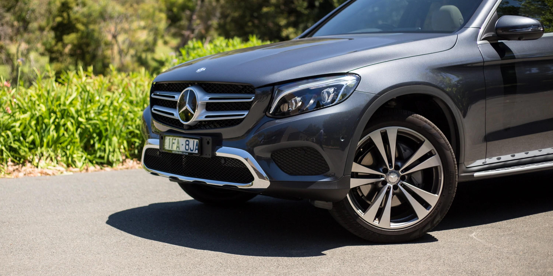 2016 Mercedes-Benz GLC Review - photos | CarAdvice