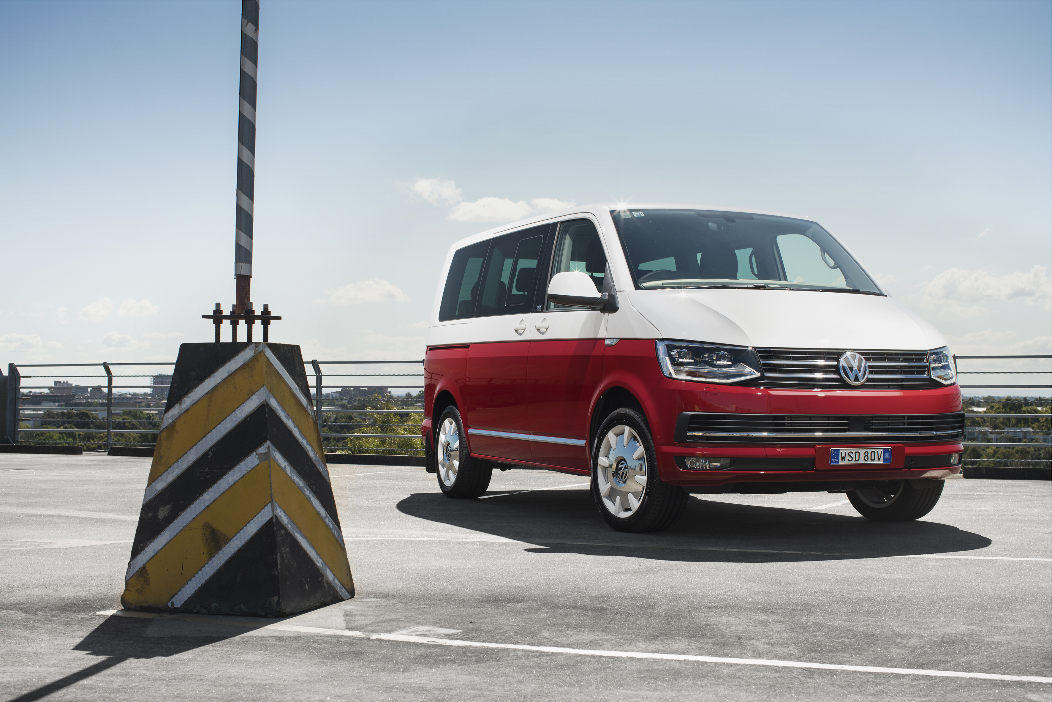 2016 Volkswagen Multivan And Caravelle People Movers
