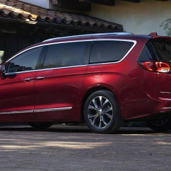 Grand New Veloz 1.3 2018 Agya Trd Merah 2016 Chrysler Pacifica Voyager Replacement Appears